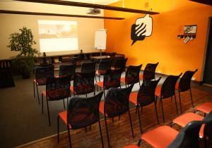 """""""sõna"""" seminar room"""