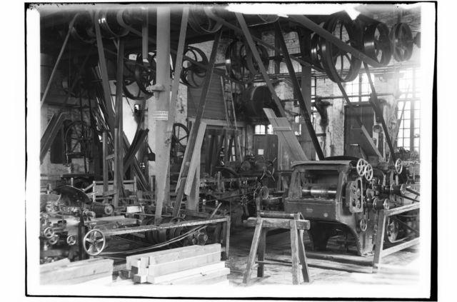 Telliskivi Loomelinnaku aladel tegutses vanasti Kalinini-nimeline tehas.