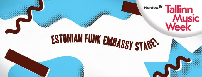 TMW Estonian Funk Embassy Stage