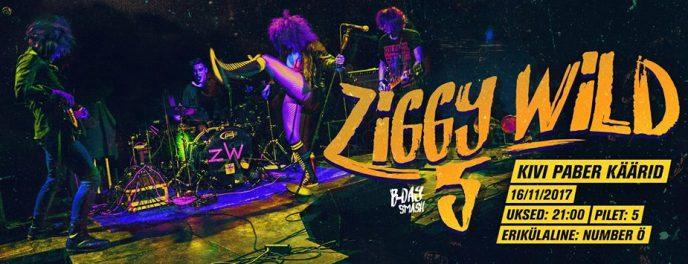 Ziggy Wild