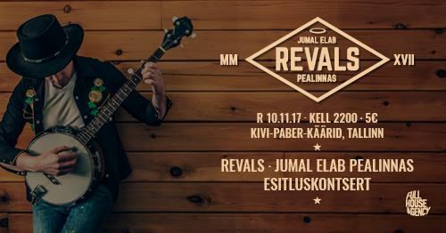 """Revals"" plaadiesitlus"